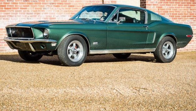 Ford Mustang z 1967 roku /
