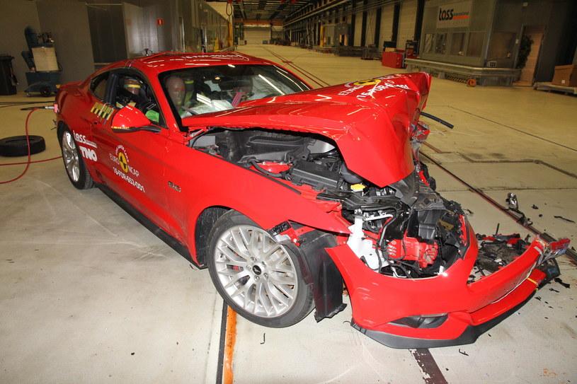 Ford Mustang zanotował sporą wpadkę /