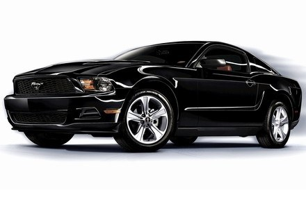Ford mustang /INTERIA.PL