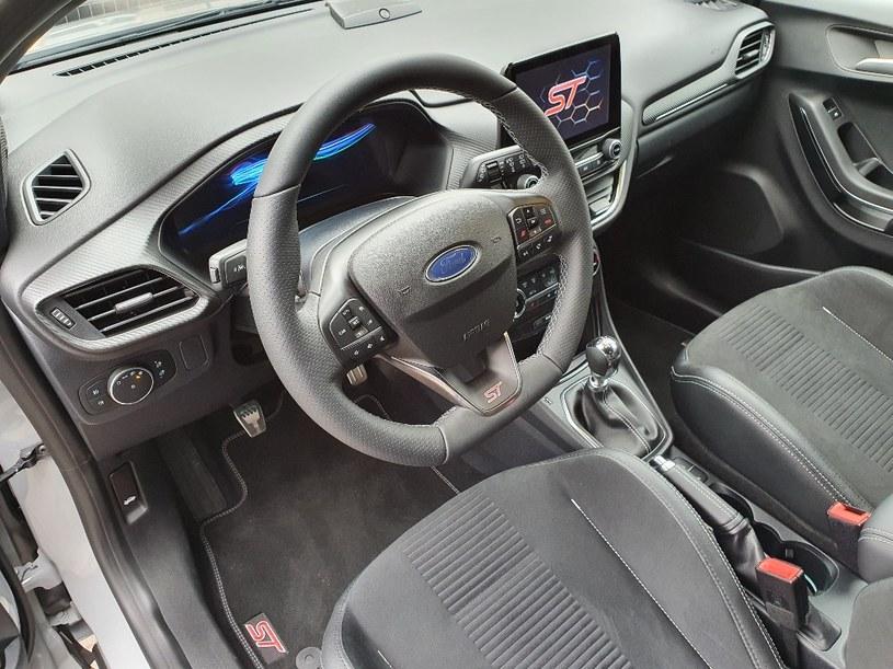 Ford Puma ST /INTERIA.PL