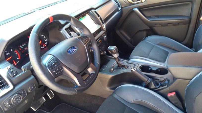 Ford Ranger Raptor /INTERIA.PL