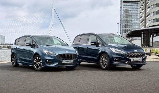 Ford S-Max i Galaxy /