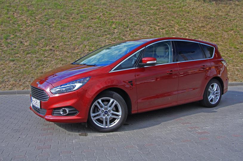 Ford S-Max /INTERIA.PL