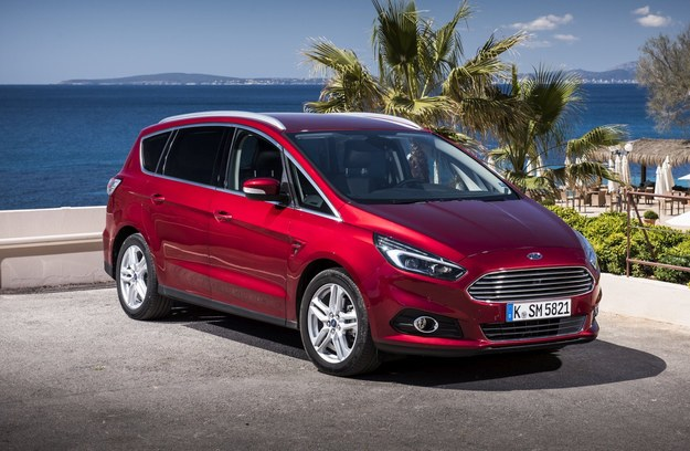 Ford S-Max /Ford