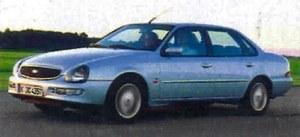 Ford Scorpio drugiej generacji. /Motor