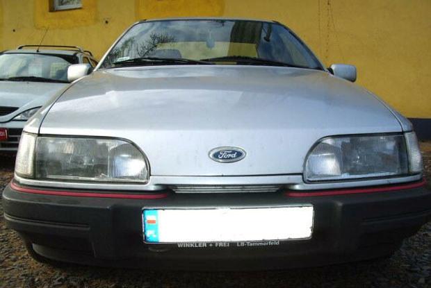Ford Sierra / Kliknij /INTERIA.PL
