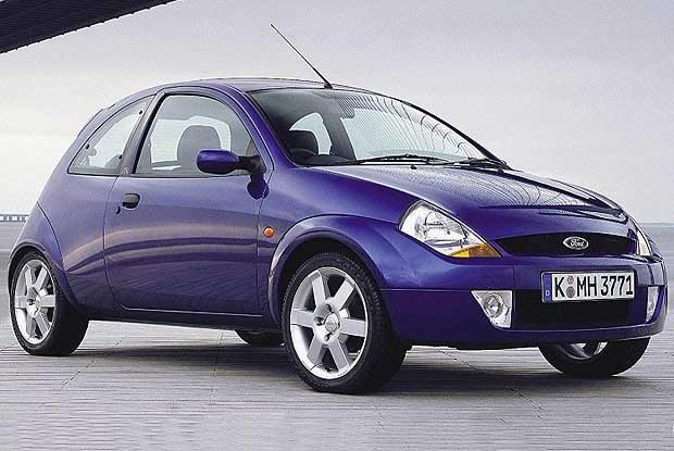 Ford SportKa (kliknij) /INTERIA.PL