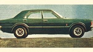 Ford Taunus - ta sama nazwa, inna treść