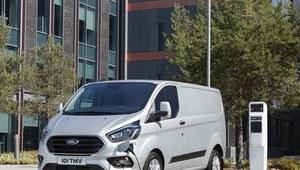 Ford Transit Custom PHEV - nietypowa hybryda