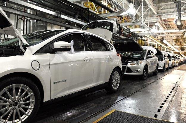 Ford zamierza przenieść produkcję z Chin do USA /