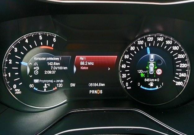Ford zamierza rozwijać obecnie stosowane systemy asystujące kierowcy /INTERIA.PL