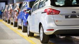 Ford znów wstrzymuje produkcję B-Maxa