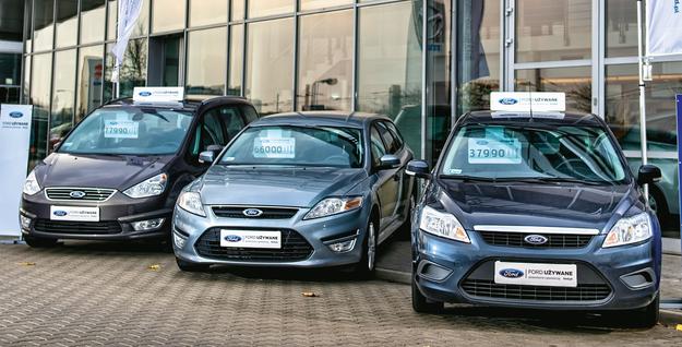 Fordy używane /Motor