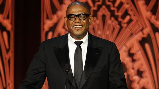 Forest Whitaker - on coś w sobie ma, fot. Kevin Winter /Getty Images/Flash Press Media