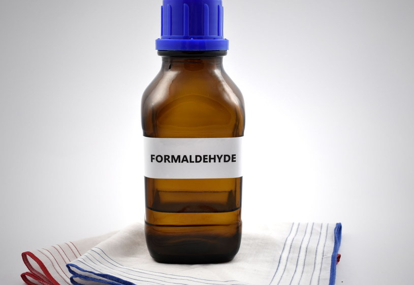 Formaldehyd ma wiele zastosowań /123RF/PICSEL
