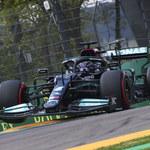 Formuła 1: 99. pole position Lewisa Hamiltona