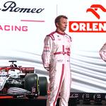 Formuła 1. Alfa Romeo Racing ORLEN zaprezentował bolid. Po raz pierwszy w Polsce