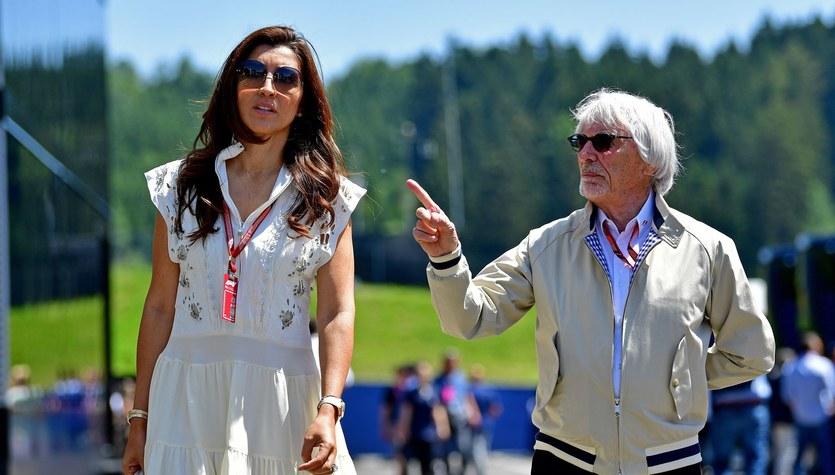 Formuła 1. Bernie Ecclestone nie mówi dość. 89-latek nie wyklucza kolejnego potomka