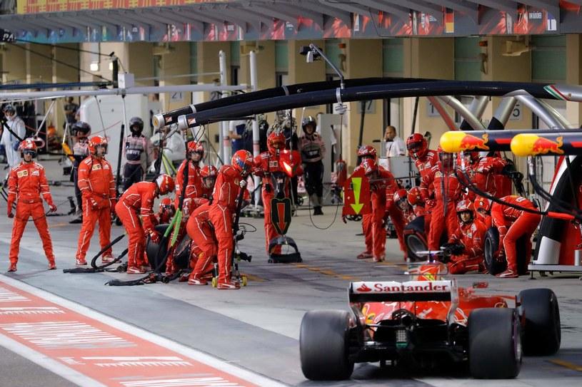Formuła 1 bez Ferrari? /AFP
