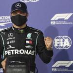 Formuła 1: Bottas wygrał kwalifikacje