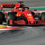 Formuła 1. Charles Leclerc z pole position przed Grand Prix Azerbejdżanu