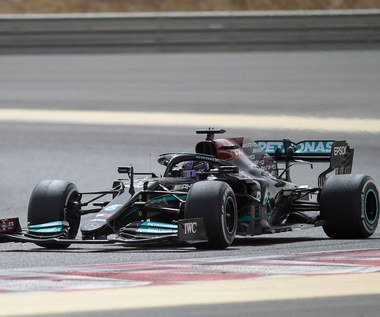 Formuła 1. Daniel Ricciardo najlepszy podczas porannej sesji drugiego dnia testów w Bahrajnie
