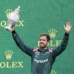 Formuła 1. Dyskwalifikacja Vettela, Hamilton awansował na drugie miejsce w GP Węgier