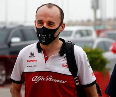 Formuła 1. Dzień filmowy Alfy Romeo, Robert Kubica za kierownicą C41
