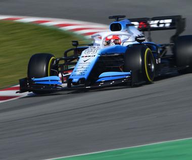 Formuła 1. Gac: Williams zaczął testy. Pierwsze koty…