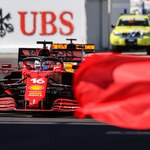 Formuła 1 - GP Monako. Świetna dyspozycja Ferrari na pierwszych treningach