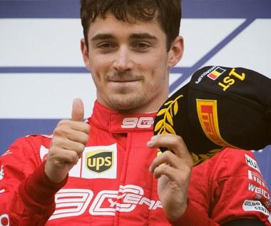 Formuła 1. Grzegorz Gac: Leclerc wygrywa w cieniu tragedii