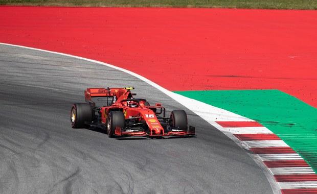 Formuła 1. Jest zgoda na dwa wyścigi w Austrii
