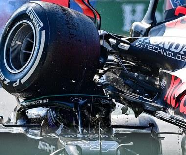 Formuła 1. Kolizja gigantów podczas Grand Prix Włoch. FIA przyjrzy się sprawie