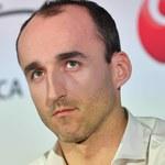 Formuła 1: Kubica lepszy tylko od Strolla na treningu