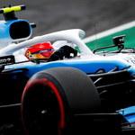 Formuła 1 - Kubica ostatni w Japonii, przed startem rozbił bolid