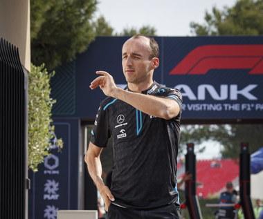 Formuła 1. Kubica przedostatni w pierwszym treningu przed GP Francji