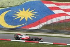 Formuła 1: Kubica szósty na drugim treningu, najszybszy Hamilton