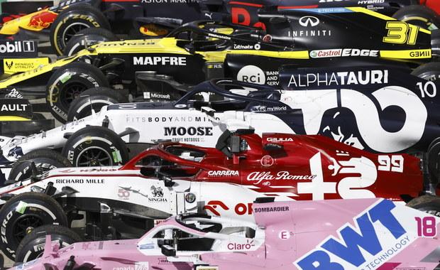 Formuła 1. Kubica weźmie udział w treningu na Silverstone