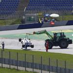 Formuła 1. Lewis Hamilton najlepszy w trzecim treningu przez GP Austrii
