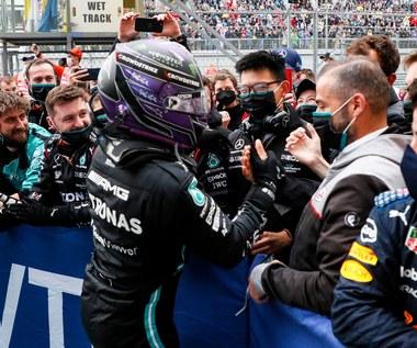 Formuła 1. Lewis Hamilton wygrał Grand Prix Rosji