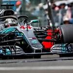Formuła 1: Lewis Hamilton wystartuje z pole position w GP Belgii