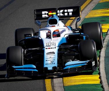 Formuła 1. Lewis Hamilton z pole position, Robert Kubica szybko zakończył kwalifikacje w Australii