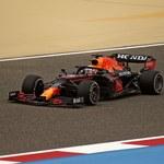 Formuła 1. Max Verstappen najszybszy podczas pierwszego dnia testów w Bahrajnie