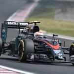 Formuła 1 - McLareny z lepszym silnikiem