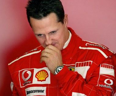 Formuła 1. Neurolog o stanie Schumachera: Jest w stanie wegetatywnym