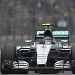 Formuła 1 - Nico Rosberg wystartuje z pole position