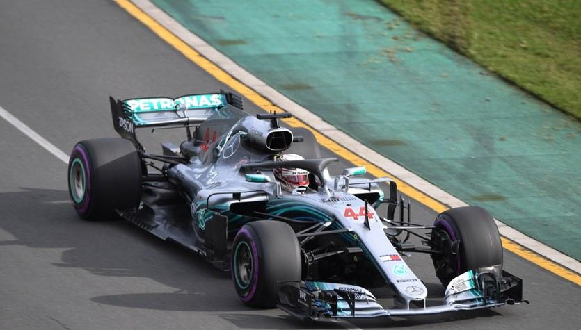 Formuła 1. Niesamowity Hamilton, słabe kwalifikacje Sirotkina w Australii
