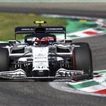 Formuła 1. Pierre Gasly najlepszy w Grand Prix Włoch