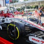 Formuła 1. PKN Orlen zaprezentuje nowy bolid zespołu Alfa Romeo Racing Orlen w Polsce