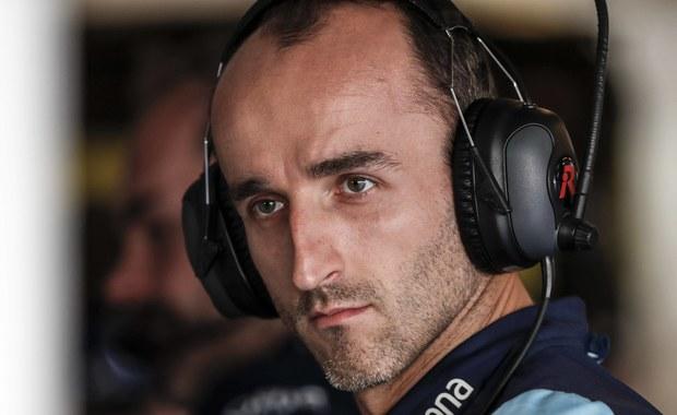 Formuła 1: Robert Kubica najwolniejszy podczas sesji przedpołudniowej